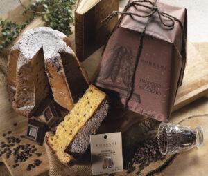 Pandoro gocce di cioccolato rustici Borsari