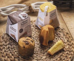 Panettoncino e pandorino cioccolato limoncello Borsari