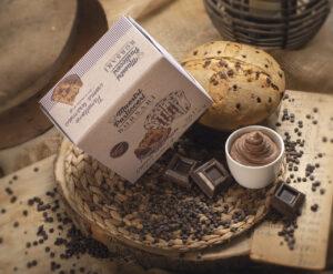 Panettone gocce cioccolato al caffe e crema tiramisu